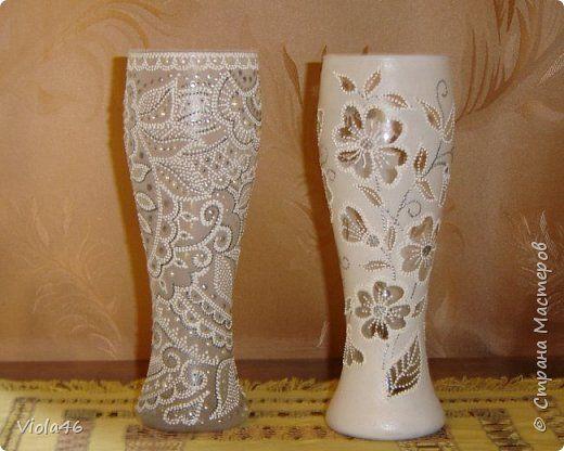 Декор предметов Роспись Пивные бокалы опять  Банки стеклянные Краска