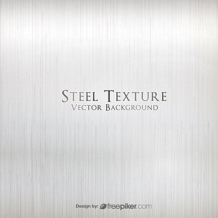 Vector Steel Texture Background