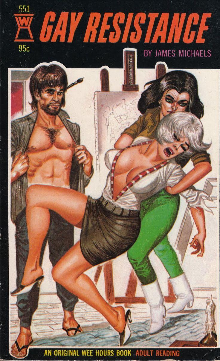 mark porn book