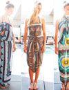 4 Innovative Ways to Tie a Chic Summer Sarong - Page 17  - HarpersBAZAAR.com
