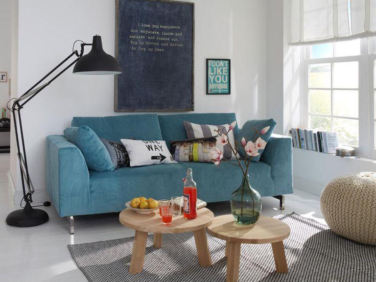 Cómo usar el #color en la #decoración de tu #casa