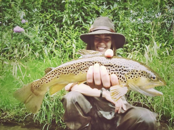 17 best images about wow that 39 s fishing on pinterest for Best trout fishing in nc