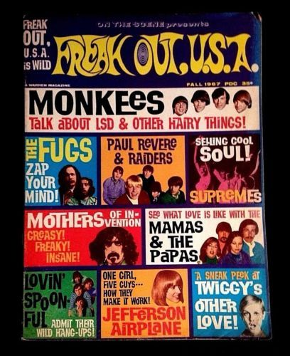 1967-FREAK-OUT-USA-FUGS-FRANK-ZAPPA-MONKEES-ON-LSD-JEFFERSON-AIRPLANE-MAGAZINE