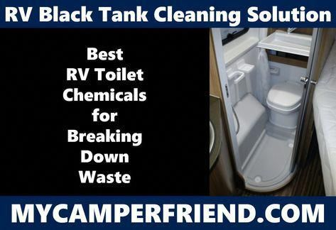 Simple Tips For Camping And Having Fun Cleaning Solutions Camping Toilet Camper Awnings