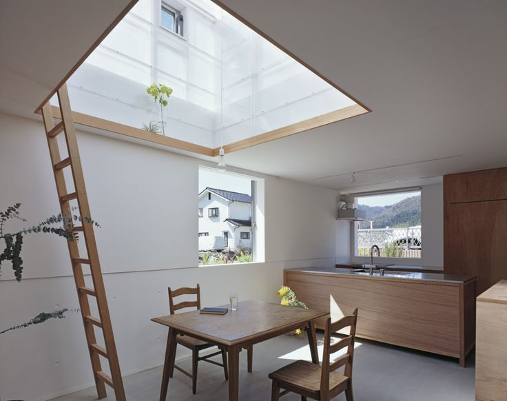 Tato Architects · House In Yamasaki · Divisare
