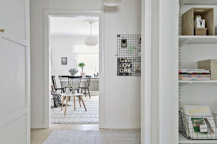 En bostad att bara flytta in i. Hökegårdsgatan 14 B - Bjurfors - www.bjurfors.se
