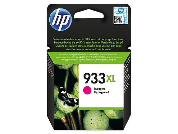 Tinta Printer HP 933XL Magenta Ink Cartridge Original dengan harga termurah Rp 176.000,- dan bergaransi Resmi serta bisa dibeli secara eceran dan grosir