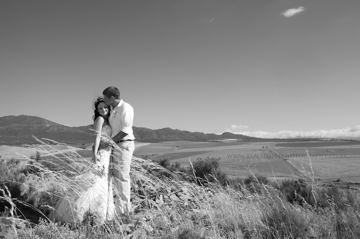 A Greyton country wedding photo, courtesy of Jacques Lloyd