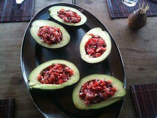 Saladi ya Parachichi (Avocado Salad) | African Food