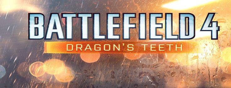 Battlefield 4 - Armes, gadgets et 10 niveaux en plus pour le DLC Dragon's Teeth - http://no-pad.fr/?p=14906