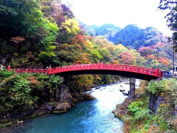 Shinkyo, Le pont sacré