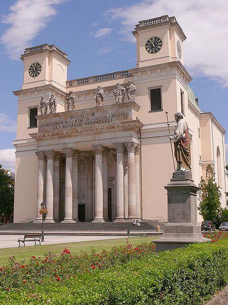 Vác, Szekesegyhaz , Hungary, #cathedral