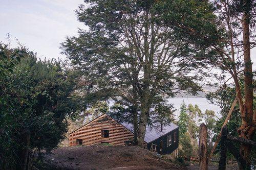 Francis Pfenniger — Casa Holmes - Fuentealba