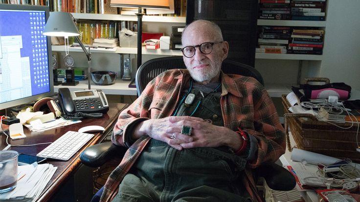 Newe York Times: May 22, 2014 - Video: Larry Kramer: The Fighting Heart