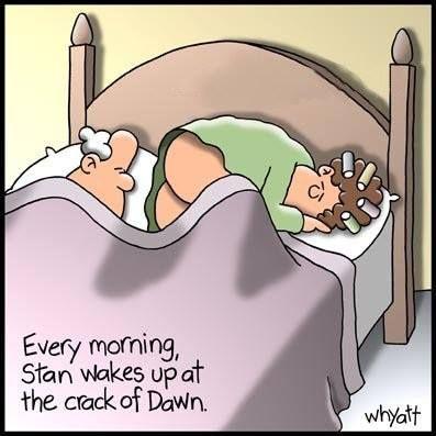 I think I knew Dawn.