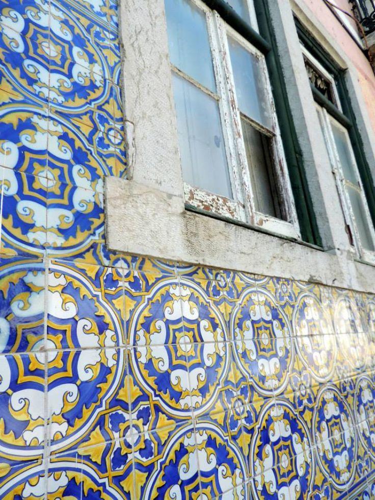 cascais Portugal  tiles