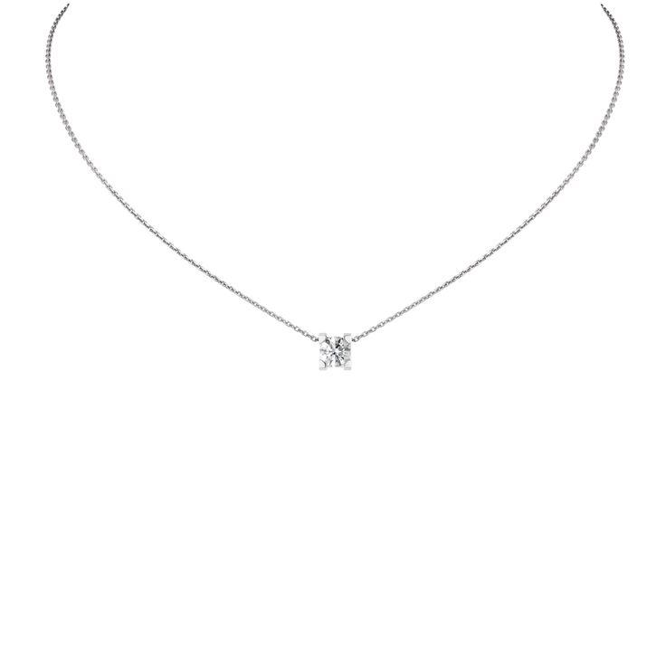C de Cartier necklace