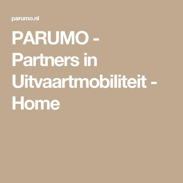 PARUMO - Partners in Uitvaartmobiliteit - Home