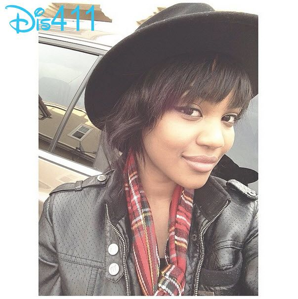 China Anne McClain The New Face Of The NFL Tweens Clothing Line :-) Lovin the look!!