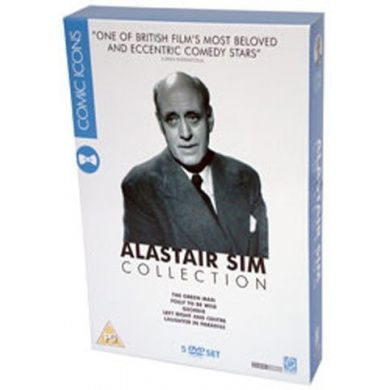 Alastair Sim Collection