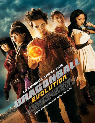 Poster de Dragonball Evolution