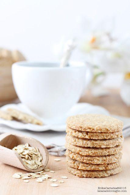 La tana del coniglio: Biscotti Digestive