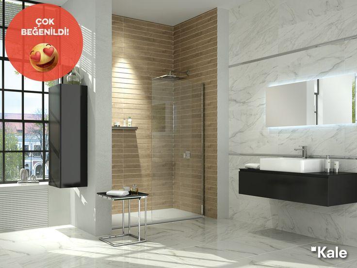 Banyoları 'özgürleştiren' tasarım! Konforu merkeze alan fonksiyonel banyo mobilyaları ile Illusion serisi #çokbeğenildi #Kale #banyo #dekorasyon #haftanınfavorisi #favoritebathrooms #tasarım #dekorasyonönerileri #bathroom #design #designideas #bathroomdesign #bathroomideas