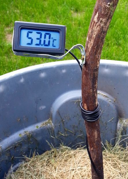 Picture of $2 DIY compost thermometer build