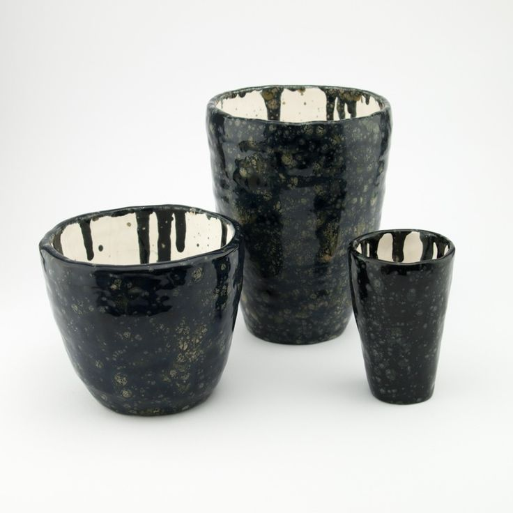 Image of Medium Vase | Splatter