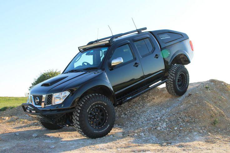 "Nissan Navara D40 Aventura Pre Runner Truck Baja Truck Monster Truck 37"" Tyres in Cars, Motorcycles & Vehicles, Commercial Vehicles, Vans/Pickups | eBay!"