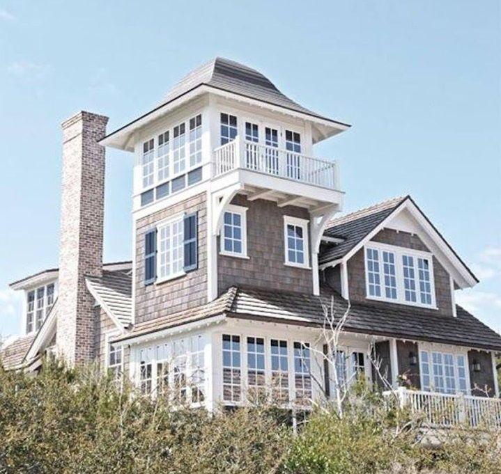 Cool Nantucket Style Beach House