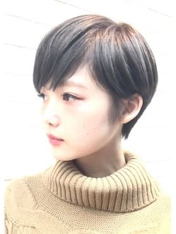 【PHASE/三畑賢人】小顔に似合わせショートカット◎青山 表参道