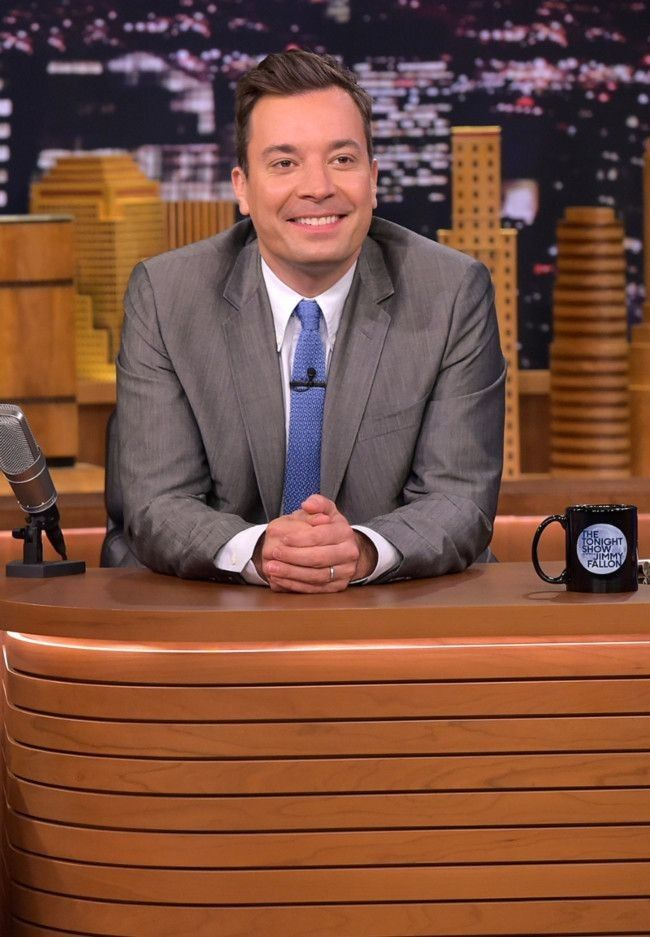 Jimmy Fallon will host the 2017 Golden Globe Awards