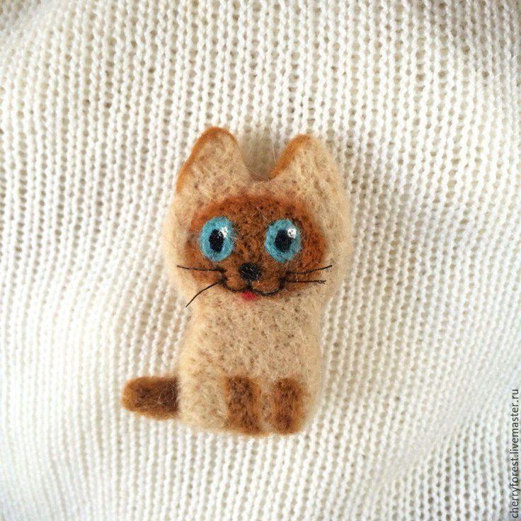 Купить Котенок по имени Гав - бежевый, кот, котик, котенок, котенок гав