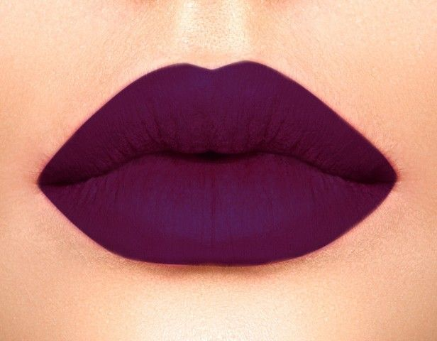 Love this look! L.A. GIRL Matte Pigment Gloss - Black Currant