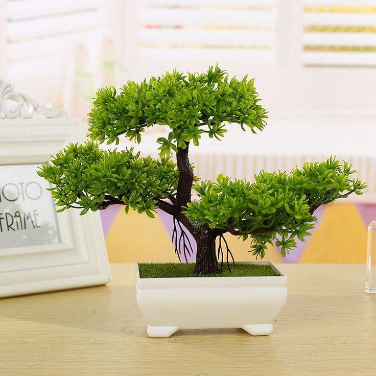 Artificial Ceramics Bonsai Tree Pot  #Buy #Trend #Discount #New #Sale #Hot