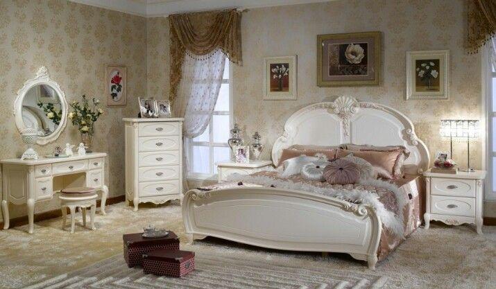 Bedrooms, Vintage and Vintage bedrooms on Pinterest
