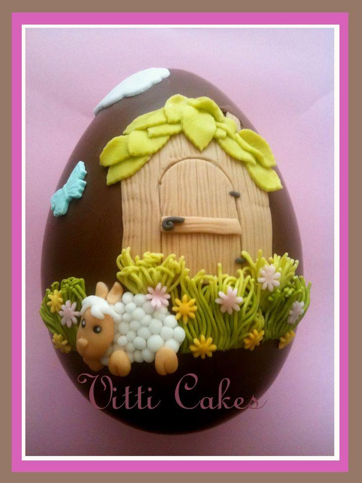 Oltre 1000 idee su uova di pasqua su pinterest pasqua - Uova di pasqua decorate ...