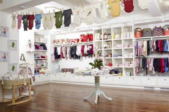 If I had a store I would love it to look like this! Very cool!                                                                                                                                                                                 More