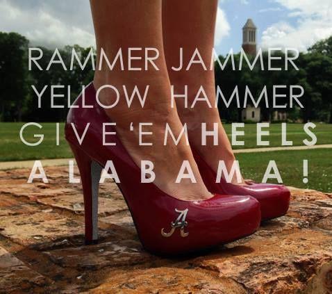 Badly tide rolls bama girls bama baby bama heels alabama rolls