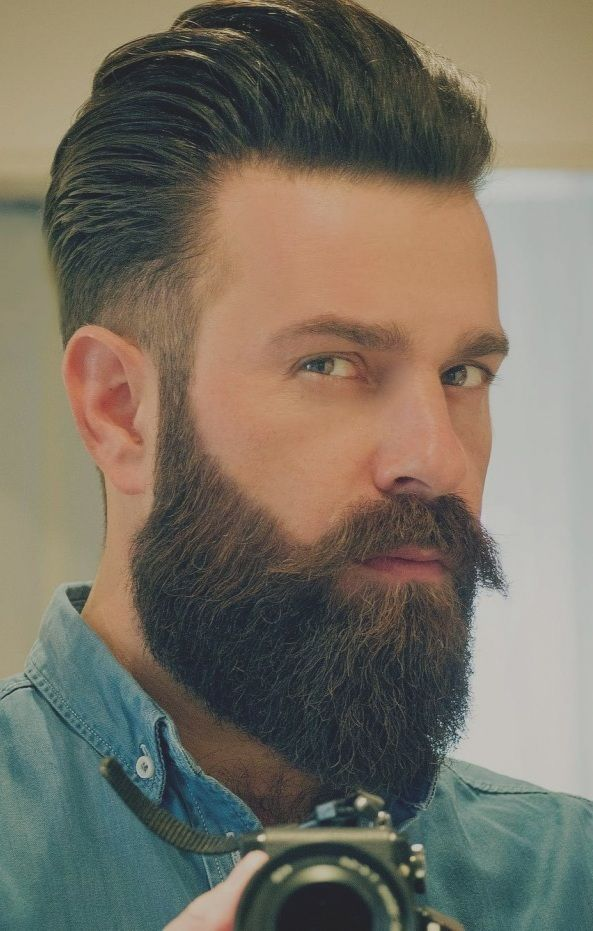 The Classic Full Beard 11 Aspects To Be Perfected Beard Styles For Men Beard Styles Full Hair And Beard Styles