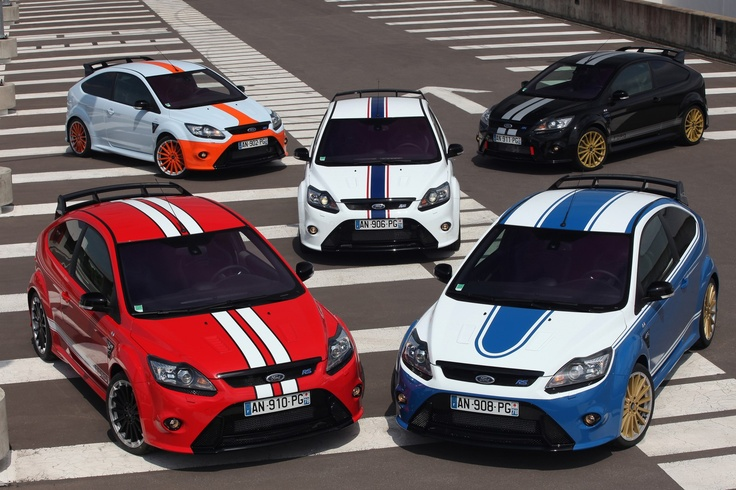 #FORD #Focus #RS500