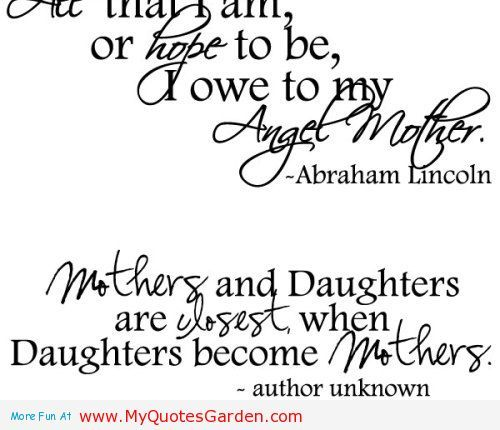 troubled mother daughter relationship poems quotes