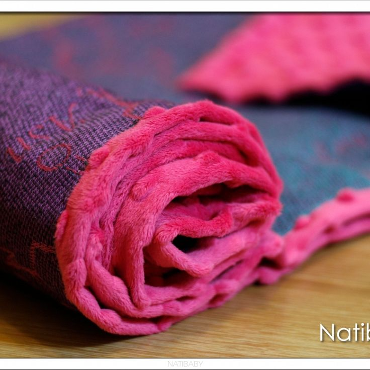 NatiBlanket Oxytocin Sweet Pink