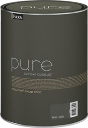 Pure Muurverf Extra Mat - Muur- & plafondverf - Flexa