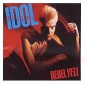 Precision Series Billy Idol - Rebel Yell, Grey