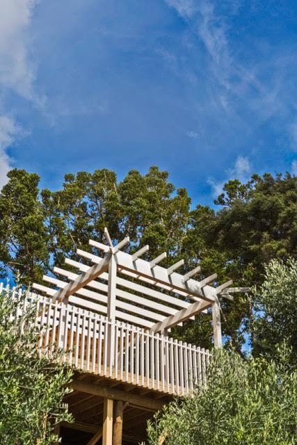 Titirangi, Auckland House I Jenkin Tru-Pine timber balustrades