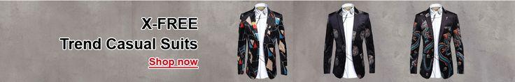 Shop X-FREE Men's Blazers, Designer Men's Blazers, Men's Fashion Blazers, Men's Casual Blazers