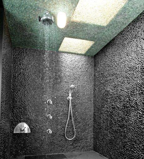 398 best Shower Pebble Tile and Stone Tile Ideas images on Pinterest