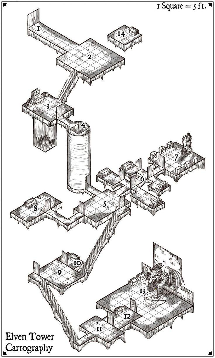 1322 best dungeons  u0026 ruins images on pinterest